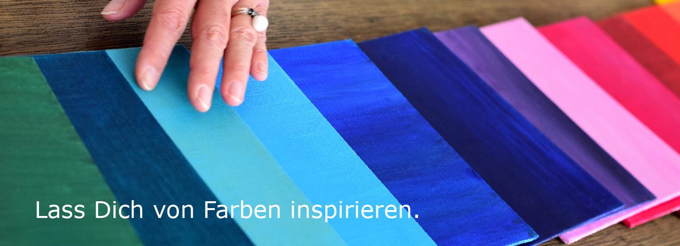 living corporate line – die Kraft der Farben - Elke Schlichtig – München Pasing